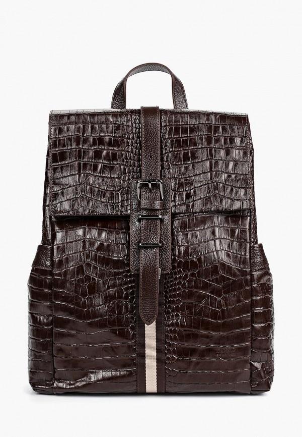 мужской рюкзак bond non, коричневый