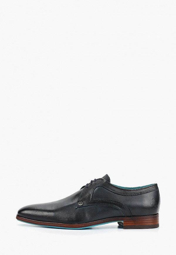 мужские туфли rehab, синие