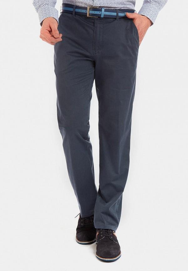 Фото - Мужские брюки W.Wegener синего цвета