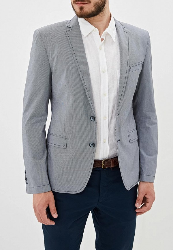 Пиджак Absolutex цвет серый