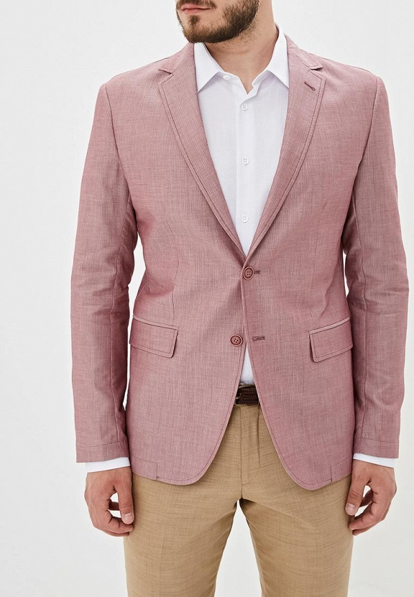 Пиджак Bazioni цвет розовый