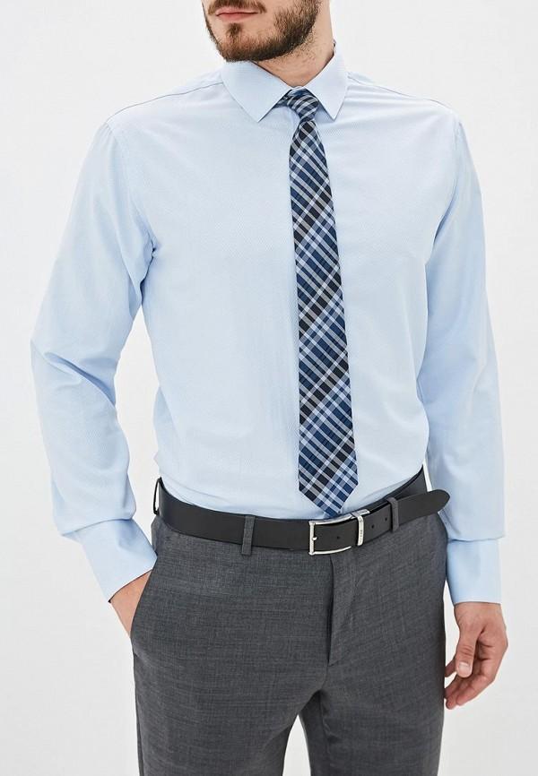 Рубашка Bazioni цвет голубой