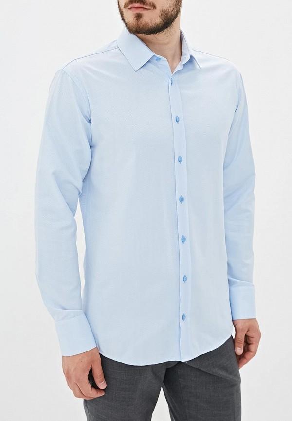 Рубашка Bazioni цвет голубой  Фото 4
