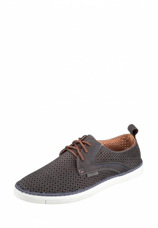мужские ботинки casual, синие