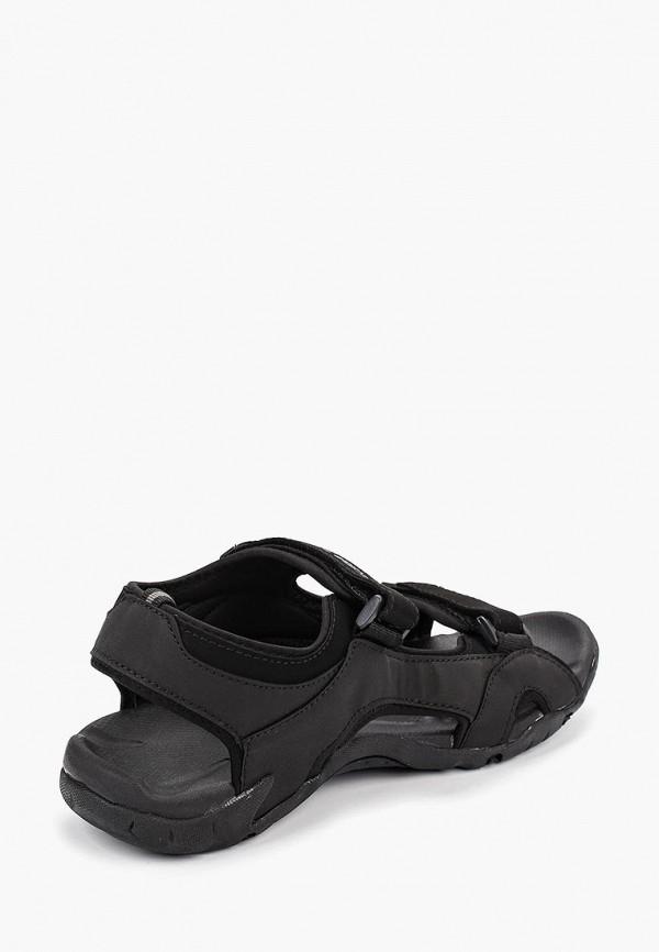 Сандалии Sigma цвет черный  Фото 3