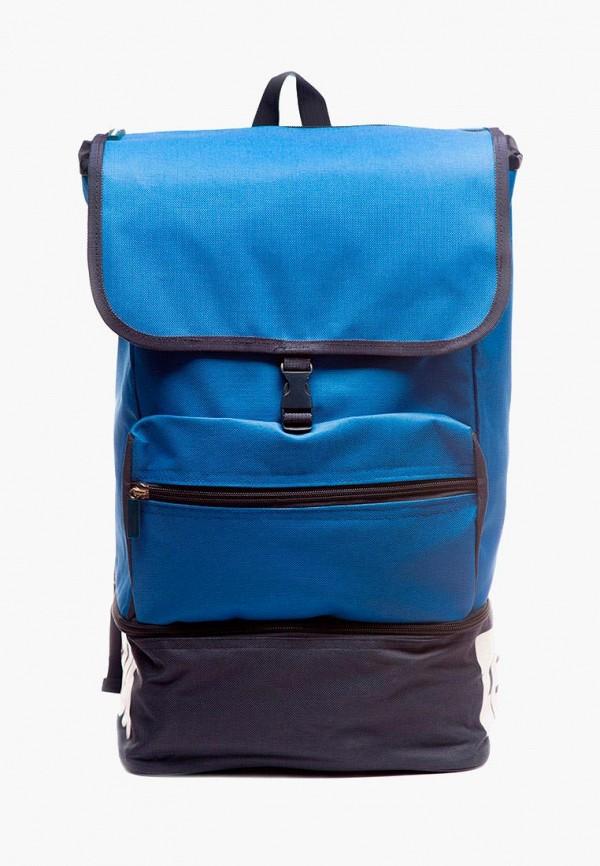мужской рюкзак zeus, голубой