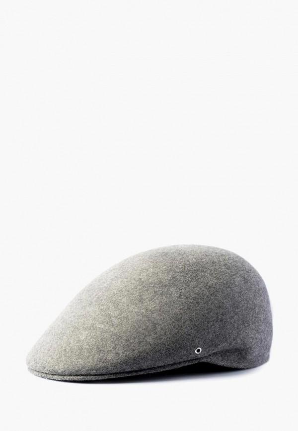 мужская кепка elegant, серая