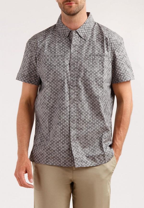Рубашка Finn Flare цвет серый