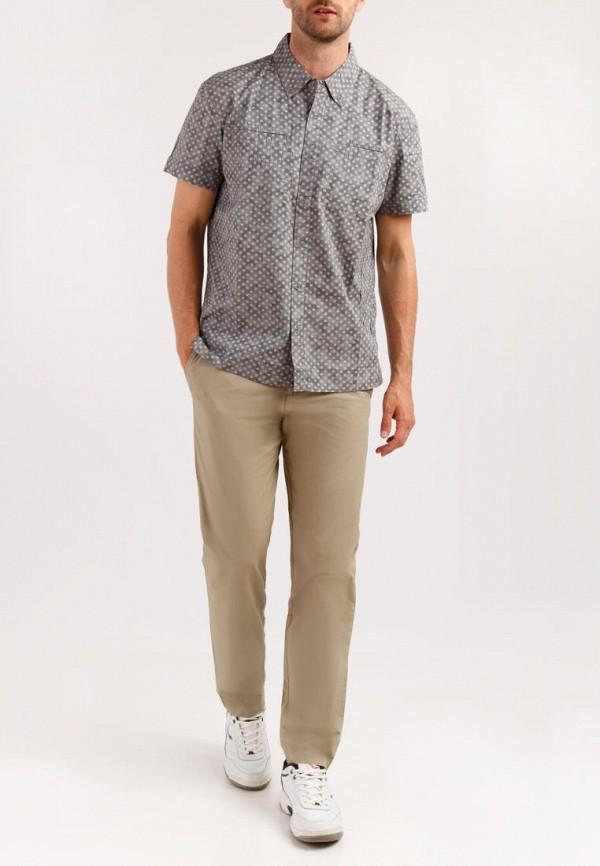 Рубашка Finn Flare цвет серый  Фото 2