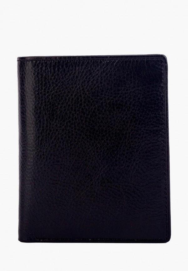 мужской кошелёк smith&canova, черный
