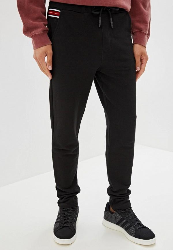 Фото - Мужские брюки LC Waikiki черного цвета