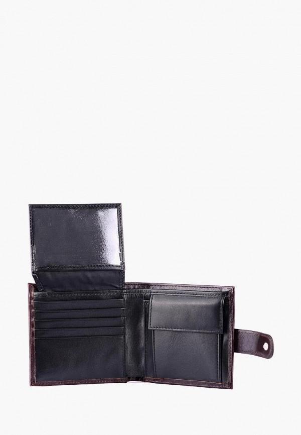 Фото 4 - Мужской кошелек или портмоне R.Blake Collection for men коричневого цвета