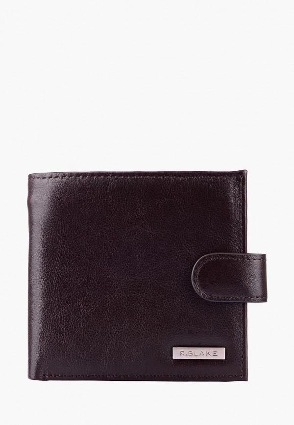 Фото - Мужской кошелек или портмоне R.Blake Collection for men коричневого цвета