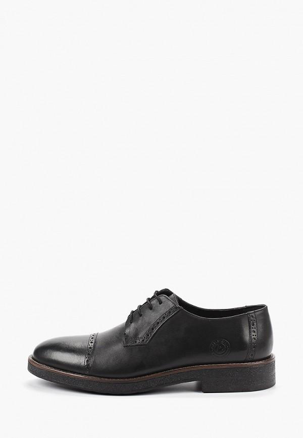 Туфли Airbox цвет черный