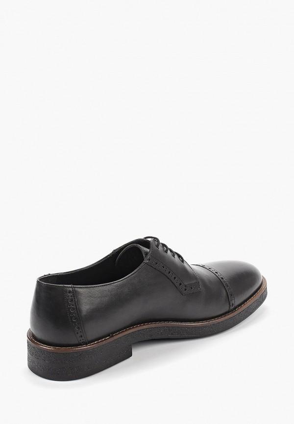 Туфли Airbox цвет черный  Фото 3