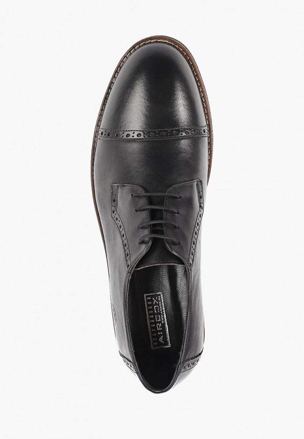 Туфли Airbox цвет черный  Фото 4