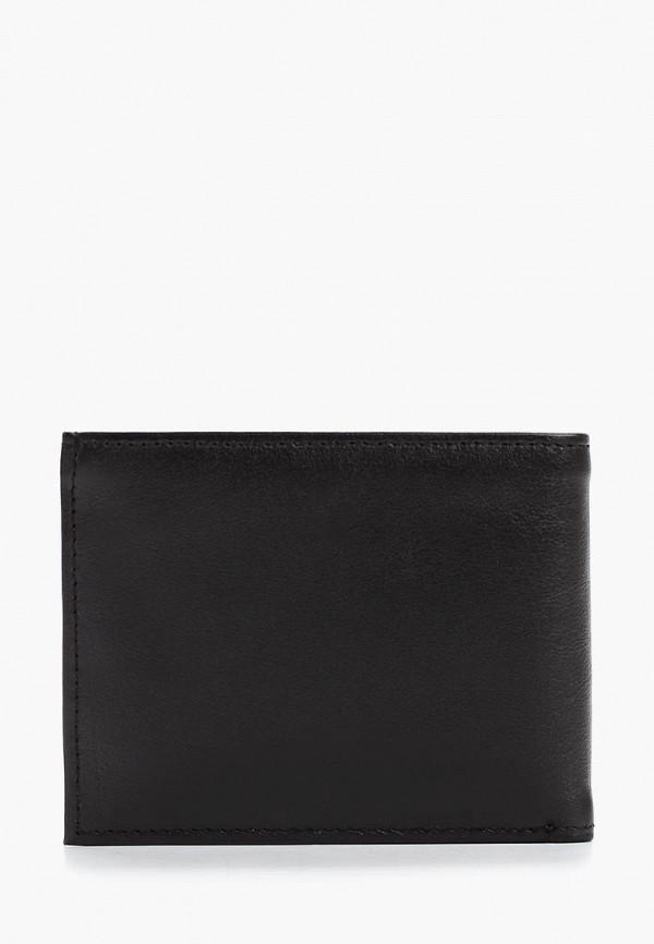 Фото 2 - Мужской кошелек или портмоне Pellecon черного цвета