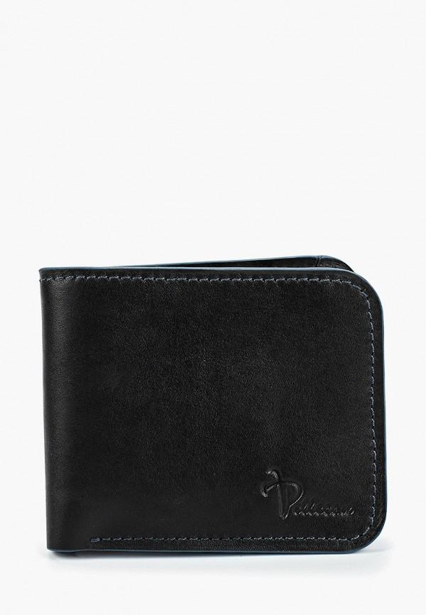Фото - Мужской кошелек или портмоне Pellecon черного цвета