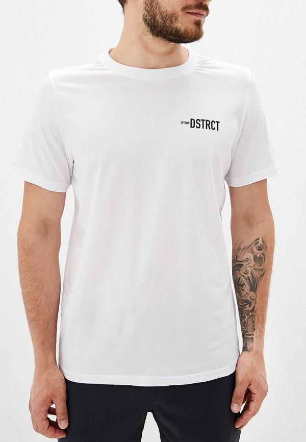 мужская футболка craft, белая