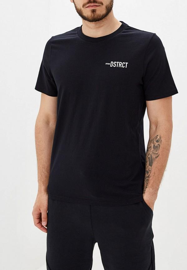 мужская футболка craft, черная