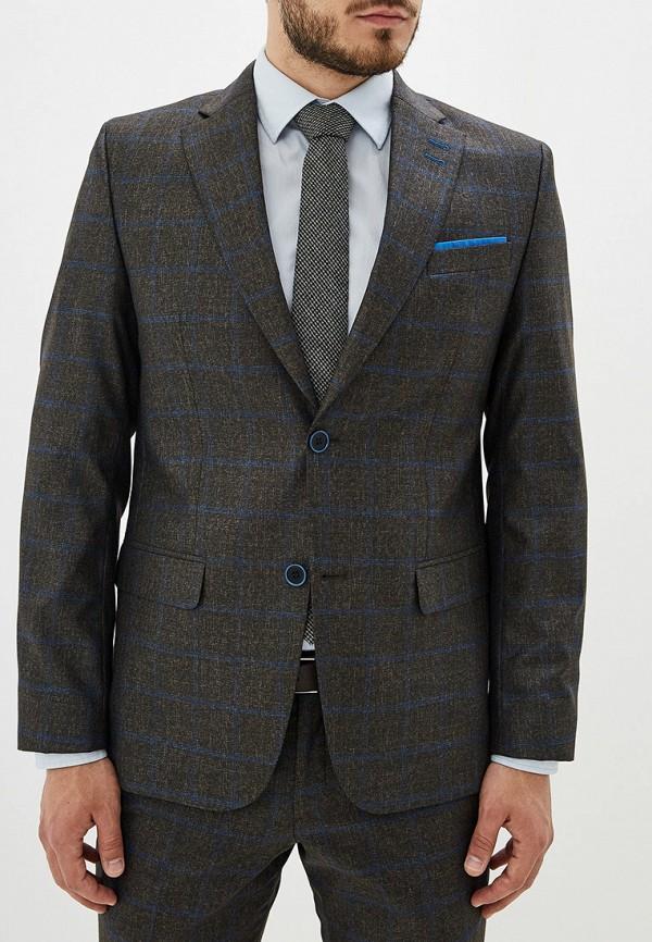 Пиджак Laconi цвет коричневый