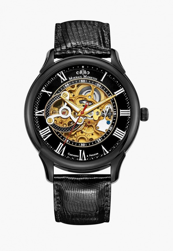 цена Часы MM Mikhail Moskvin MM Mikhail Moskvin MP002XM050SZ онлайн в 2017 году