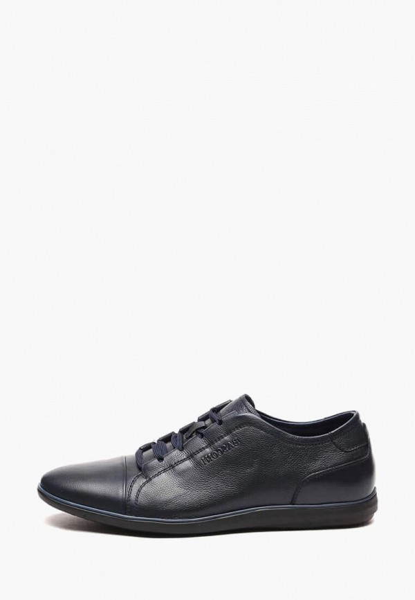 мужские ботинки basconi, синие