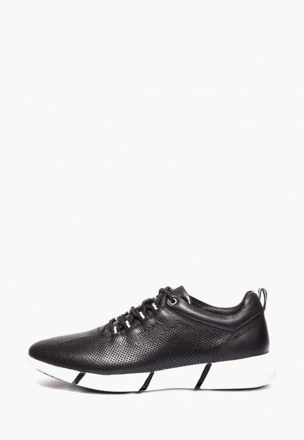 мужские кроссовки basconi, черные