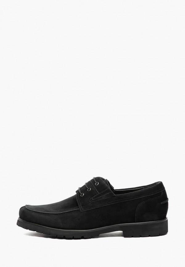 мужские ботинки basconi, черные