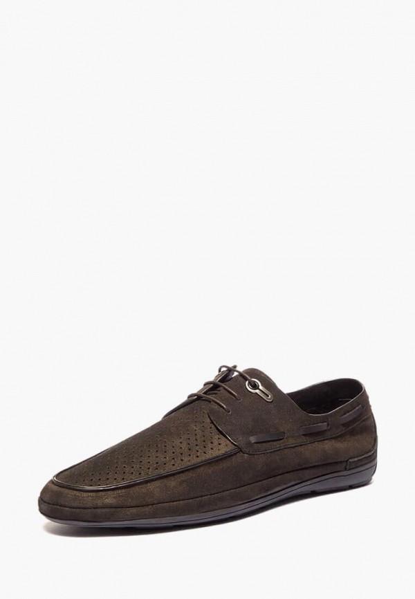 Туфли Basconi цвет коричневый  Фото 2