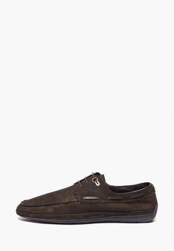 мужские туфли basconi, коричневые
