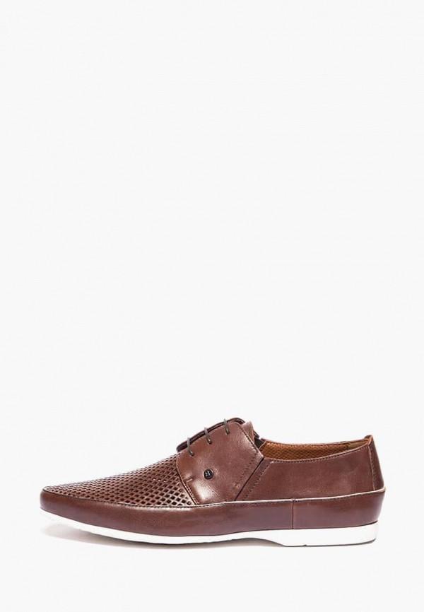 Туфли Basconi цвет коричневый