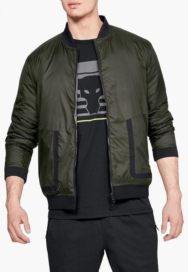 мужская куртка under armour, разноцветная