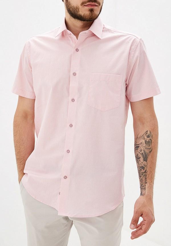 мужская рубашка grostyle, розовая