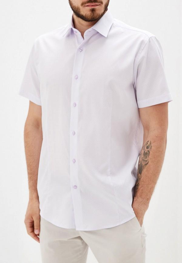 мужская рубашка grostyle, фиолетовая