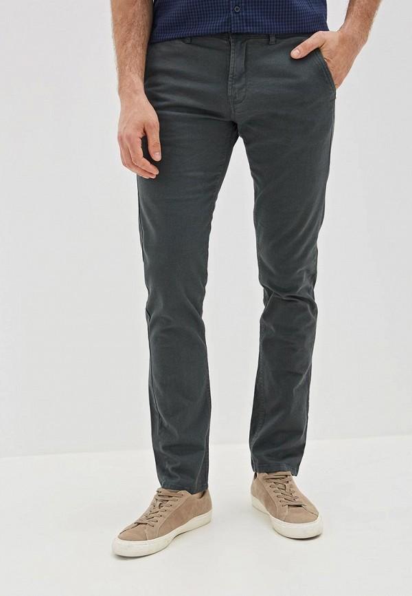 мужские брюки colin's, зеленые