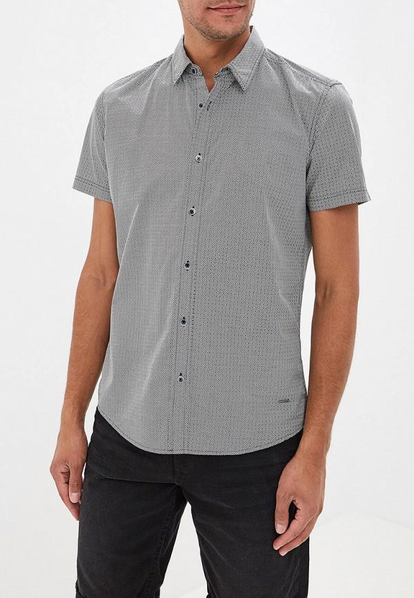мужская рубашка colin's, черная