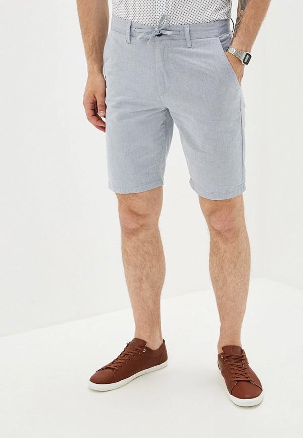 мужские шорты colin's, голубые