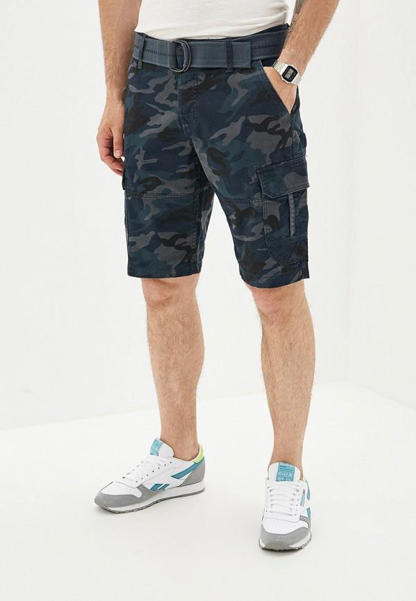 мужские шорты colin's, синие