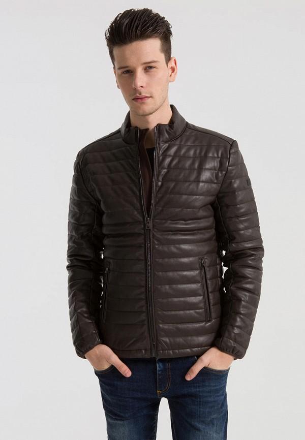 мужская куртка ltb, коричневая