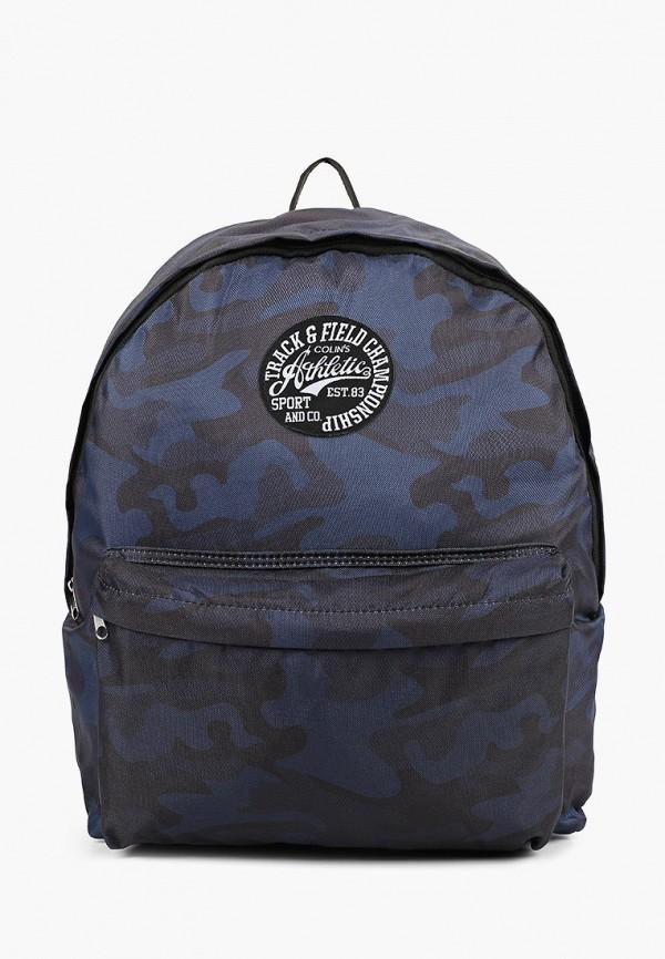 мужской рюкзак colin's, синий