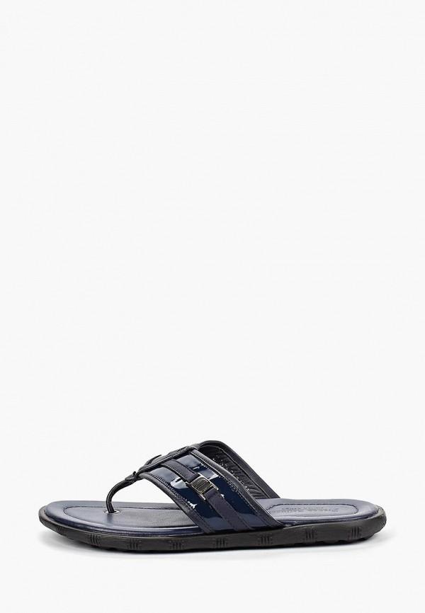 мужские сандалии franco bellucci, синие