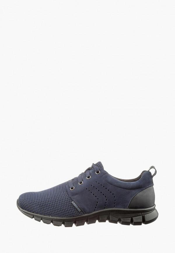 мужские кроссовки casual, синие