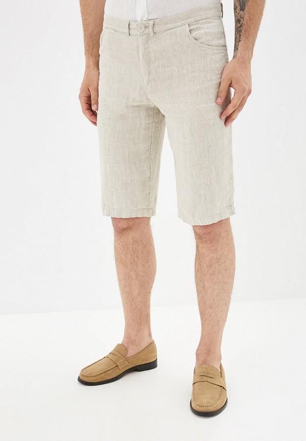 мужские шорты naviator, бежевые
