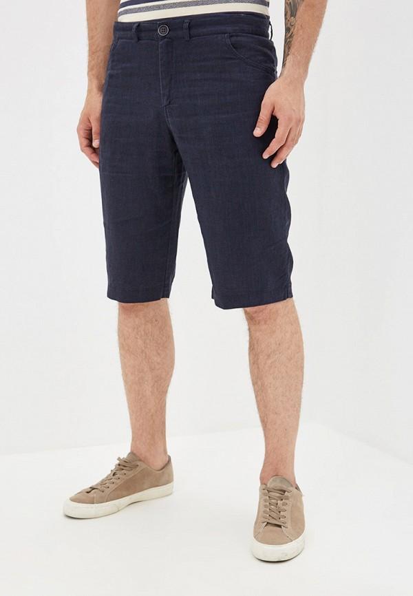 мужские шорты naviator, синие