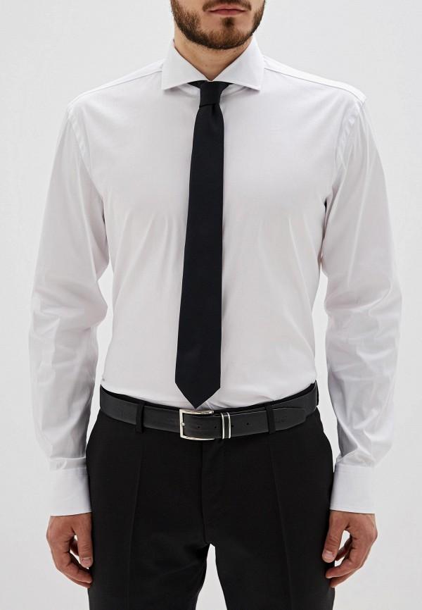 мужская рубашка hugo boss, белая