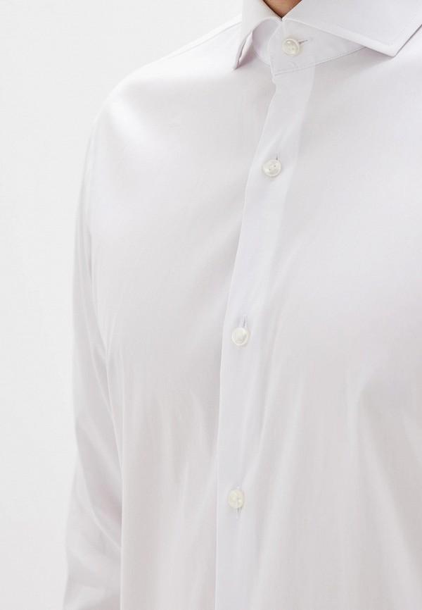 Рубашка Boss Hugo Boss цвет белый  Фото 4