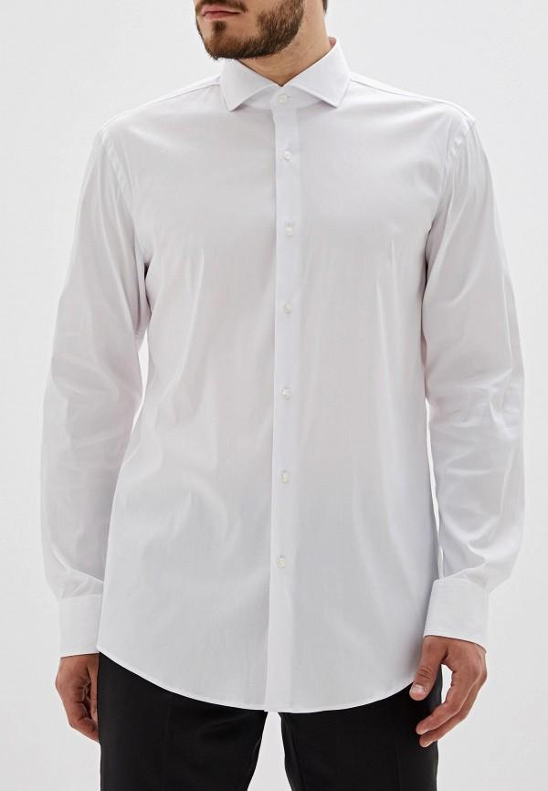 Рубашка Boss Hugo Boss цвет белый  Фото 5