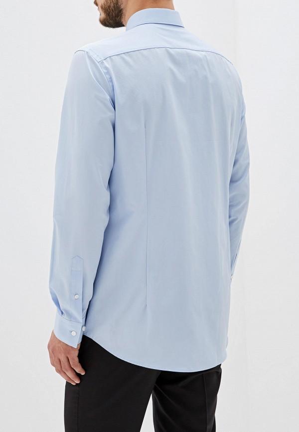 Рубашка Boss Hugo Boss цвет голубой  Фото 3