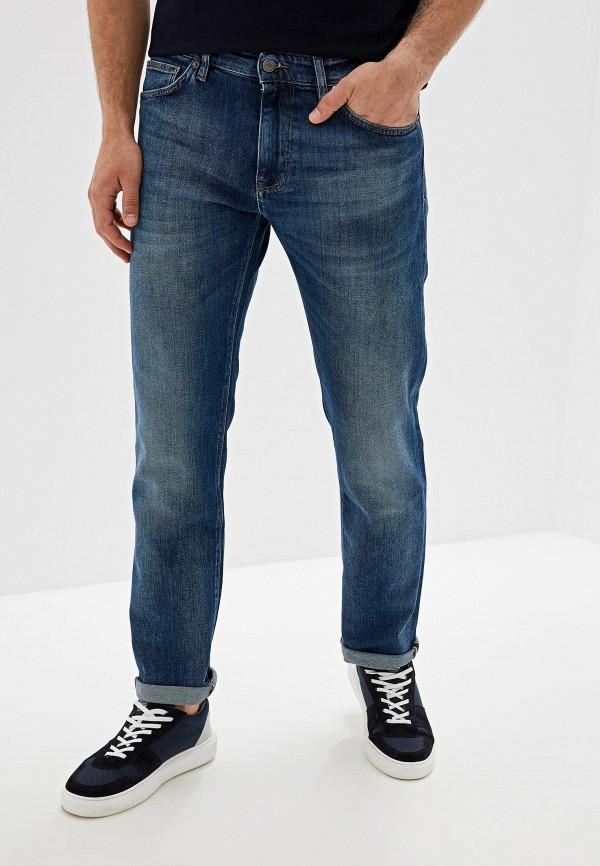 мужские джинсы hugo boss, голубые